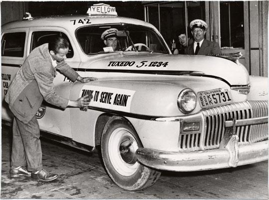 Drivers return to work
