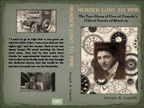 Book cover showing photo of Carmine Lapello