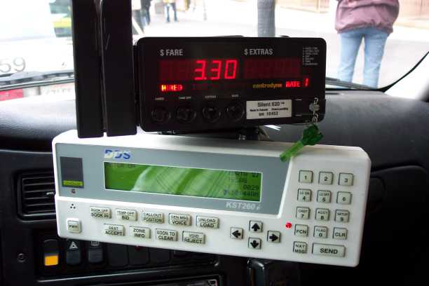 Taxi Dispatch Technology