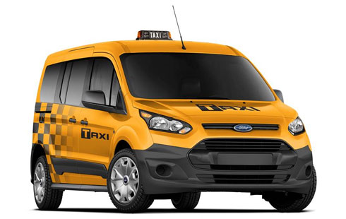 Ford Transit Connect Taxicab