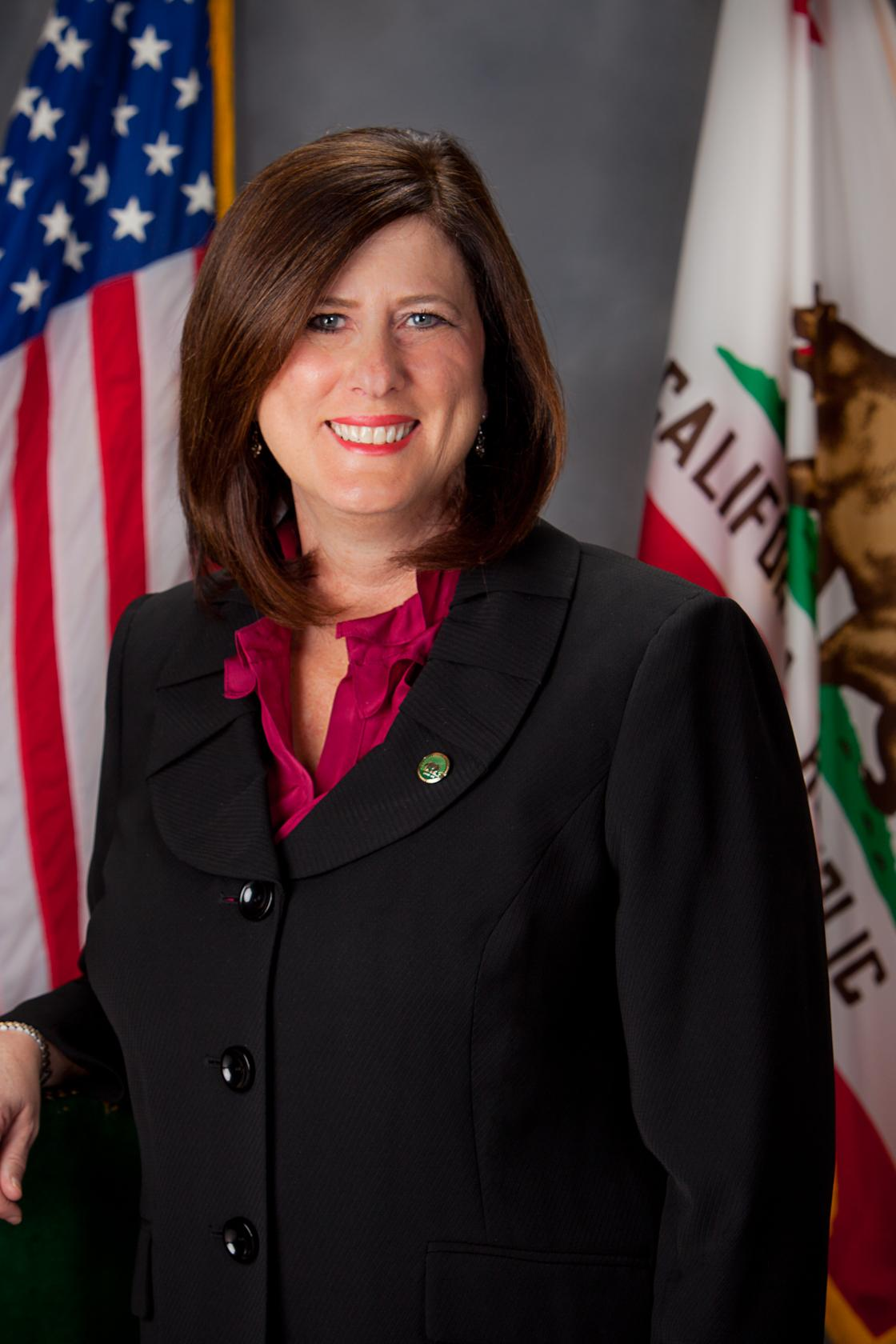 Photo of California Assembly member Susan Bonilla